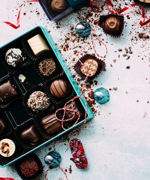 מארז שוקולד מתנה